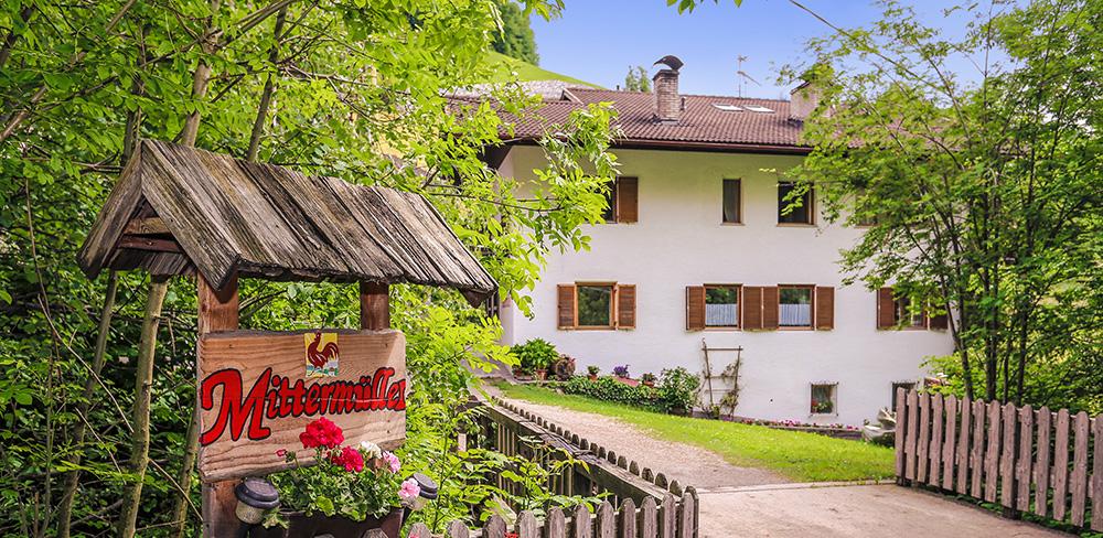 Farm holidays in South Tyrol