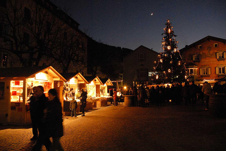 Weihnachtsmarkt Klausen