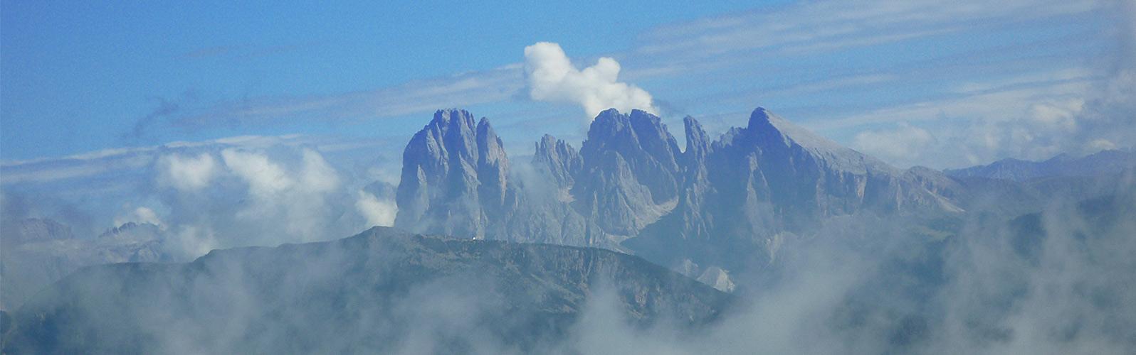 Südtirol Dolomiten Berge Eisacktal